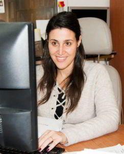 Patricia Barbudo, responsable de ventas en movileschinosespana.com