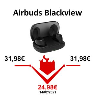 Airbuds Blackview